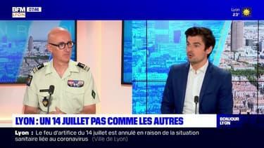 """14-Juillet: """"C'était compliqué de faire venir la patrouille de France compte tenu du risque toujours réel de propagation du virus"""""""