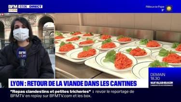 Lyon: la viande réintroduite partiellement dans les cantines scolaires après les vacances