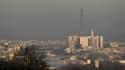 Airparif a annoncé un risque de pollution de l'air en raison des niveaux soutenus d'ozone