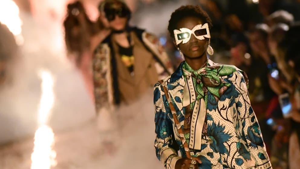 Gucci ne veut plus suivre le rythme effréné de la mode, et ne présentera plus que deux collections par an