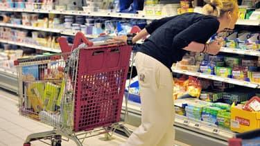 Ségolène Royal a réuni les acteurs de la grande distribution pour répondre à la problématique du gaspillage alimentaire. (image d'illustration)