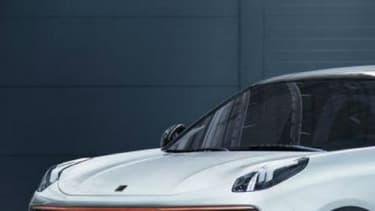 La Lynk & Co 01 serait la voiture la plus connectée du marché