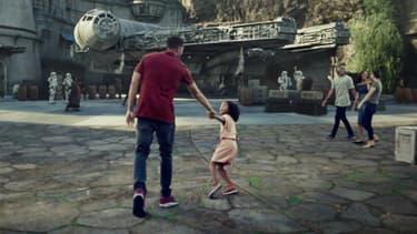 Le parc Star Wars