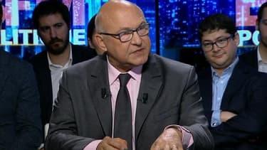 """Michel a évoqué """"la nécessité de réorienter la politique européenne""""."""
