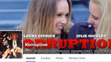"""Les scènes les plus osées du film """"Korruption"""" ont-elles été tournées dans les locaux de la mairie d'Asnières?"""
