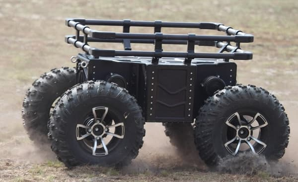 Robot Barakuda