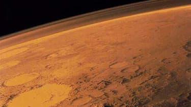 Mars est la nouvelle priorité de la Nasa