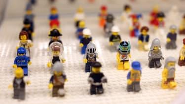 La marque Lego pèse 3,9 milliards de dollars