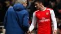 Olivier Giroud accorde une entière confiance à son coach chez les Gunners, Arsène Wenger.