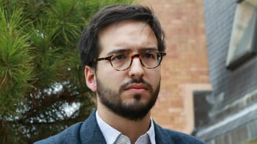 """Emmanuel Domenach, de l'association """"13 novembre: fraternité et vérité"""""""