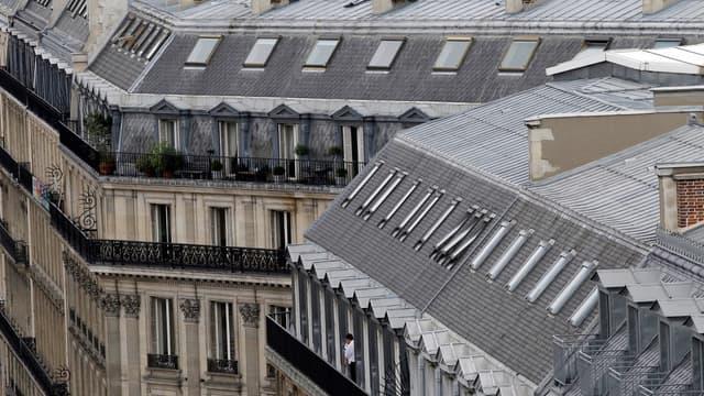 """Le marché de l'accession à la propriété a retrouvé une """"certaine vigueur"""", selon MeilleursAgents."""