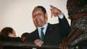 """L'ancien président """"à vie"""" Jean-Claude Duvalier, surnommé Baby Doc, a effectué dimanche un retour surprise en Haïti, où il n'était pas revenu depuis son renversement par un soulèvement populaire en 1986. /Photo prise le 16 janvier 2011/REUTERS/Lee Celano"""