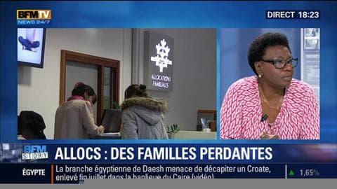 Baisse des allocations familiales: 500 000 foyers seront touchés