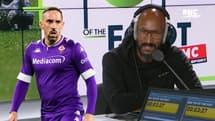 Quand Ribéry fait une surprise à Anelka dans Top of the Foot