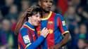 Messi et Abidal