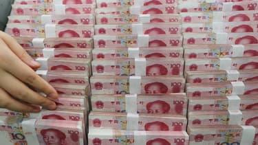 La Banque centrale chinoise a modifié une nouvelle fois le taux de référence du yuan.