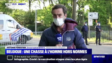 Belgique : une chasse à l'homme hors normes - 21/05