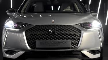 Après la DS3 Crossback, l'usine PSA de Poissy va prendre en charge l'année prochaine la production d'un nouveau SUV de marque Opel.