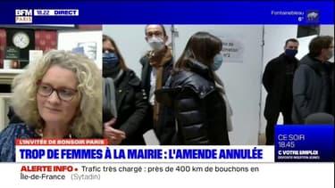 """Présidentielle 2022: """"Anne Hidalgo a un rôle à jouer"""" estime la maire du 10e arrondissement"""