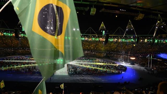 Le stade olympique de Londres à l'heure brésilienne