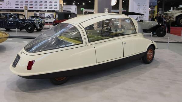 Le prototype C10