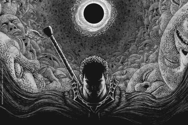 """Berserk"" de Kentaro Miura"