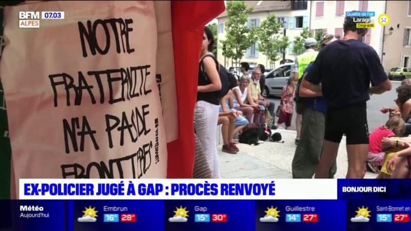 Gap: le procès d'un ex-policier renvoyé devant un juge d'instruction