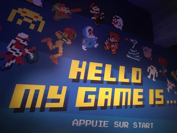 Les héros de notre enfance envahissent les murs du musée.