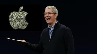 Apple, champion de l'évasion fiscale, échapperait à la nouvelle mouture de la taxe que défend désormais la France. Une taxation que compte imposer le gouvernement au niveau national si les autres pays européens ne la suivent pas.