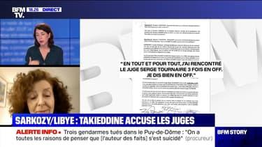 Story 5 : Soupçons de financement libyen, Takieddine accuse les juges - 23/12