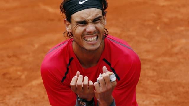 Rafael Nadal a remporté le 3e tournoi de Madrid de sa carrière