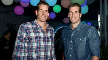 Les frères Winklevoss s'étaient illustrés en accusant le patron de Facebook, Mark Zuckerberg, de leur avoir volé l'idée du réseau social.