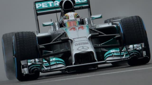 GP de Chine : Hamilton partira en pole position
