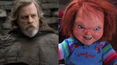 Mark Hamill va faire la voix de Chucky