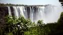 L'attaque est survenue alors que le couple était en vacances aux chutes Victoria, au Zimbabwe.