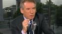 Le président du Modem, François Bayrou, invité de Bourdin Direct sur RMC ce jeudi.