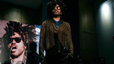 Lenny Kravitz en 2018