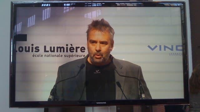 Marc Shmuger est le 6ème bras droit de Luc Besson à partir depuis dix ans