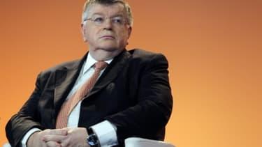 Didier Lombard a dirigé l'opérateur télécoms