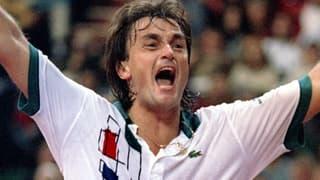 Pour Henri Leconte, le mental sera la clé de la finale contre les Serbes