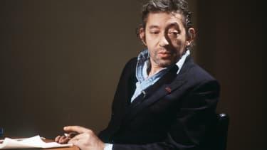 Serge Gainsbourg en 1984