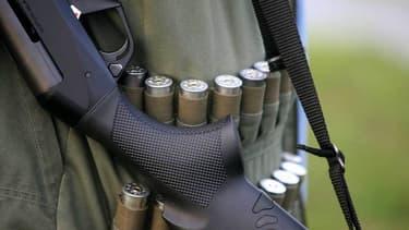 Fusil de chasse (photo d'illustration)