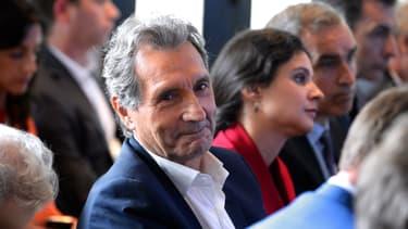 Jean-Jacques Bourdin en 2016.