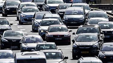 Circulation sur l'autoroute. Photo d'illustration.