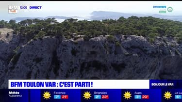 5, 4, 3, 2, 1... Bienvenue sur votre nouvelle chaîne d'info locale BFM Toulon Var