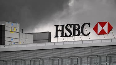 Dans la tourmente, HSBC chute à un plancher depuis 1995