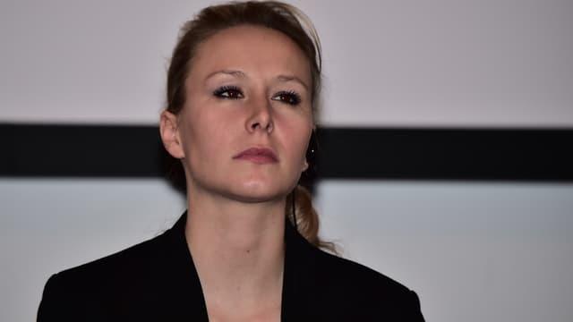 Marion Marechal-Le Pen à Milan, le 16 mars 2016.