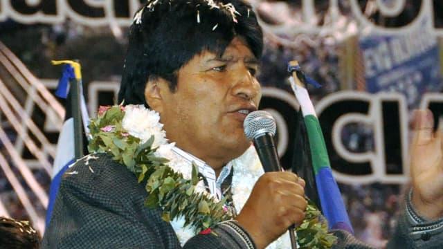 """Après le référendum en Bolivie, Evo Morales reconnaît avoir """"perdu la bataille"""" - Mercredi 24 Février 2016"""