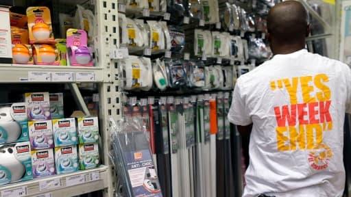 Bricorama avait réclamé le droit d'ouvrir certains de ses magasins le dimanche.