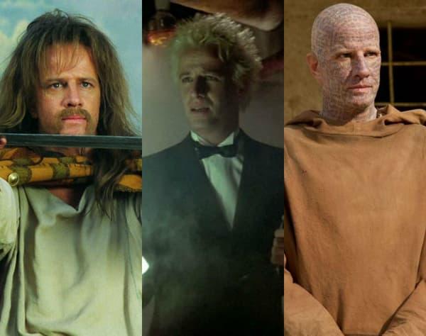 Christophe Lambert dans Vercingétorix, Subway et Ghost Rider 2.